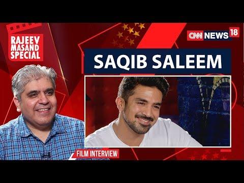 Saqib Saleem Interview With Rajeev Masand I 83 I Playing Mohinder Amarnath I Race 3