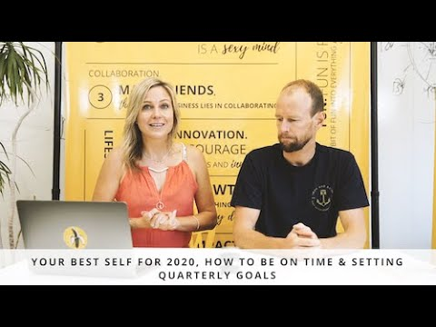 Best Self Publishing Companies 2020.Your Best Self For 2020 How To Be On Time Setting Quarterly Goals