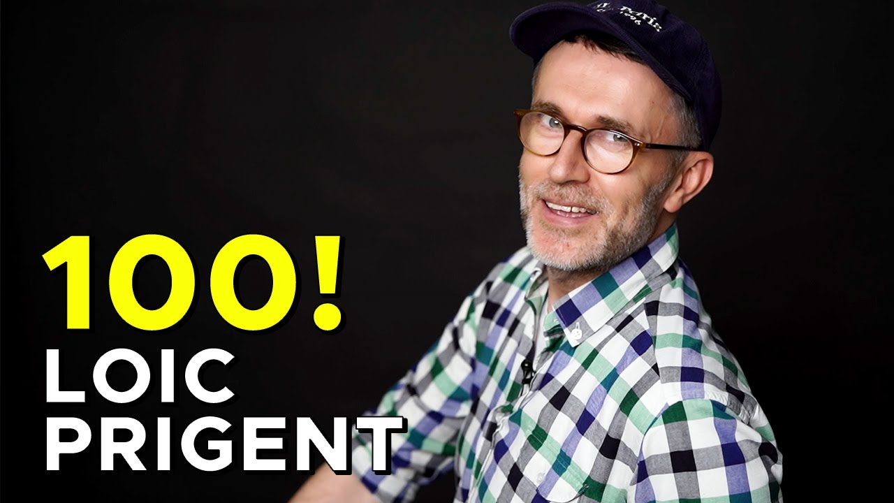 MY 100th VIDEO! How I met Lisa, Rose and Jenny! By Loic Prigent & the team!