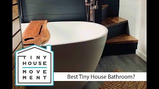 Best Tiny House Bathroom?