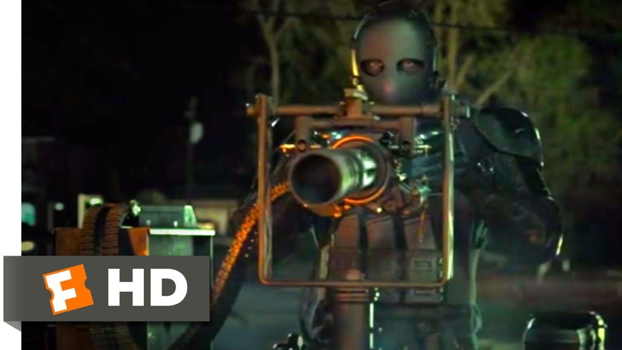 Download Gemini Man (2019) - Gatling Gun Shootout Scene (8/10)   Movieclips