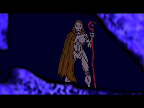 An animated short film by Wade Welch entitled   The Evil Eye