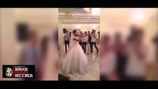 Невеста читает рэп жениху на свадьбе (Bitrate Studio Records)