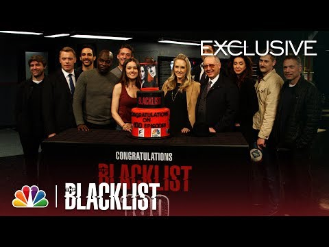 The Blacklist - Behind the Scenes: The 100th Episode (Digital Exclusive)
