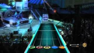 Guitar Hero Warriors Of Rock Muse - Uprising