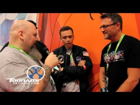 Toonami Faithful Exclusive: Logic and Steve Blum Interview from NYCC15