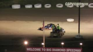 Big Diamond Speedway Vintage Feature Highlights