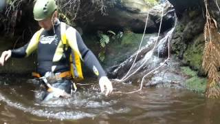 Canyoning, Bowens Creek (Music: Low Key Operations)
