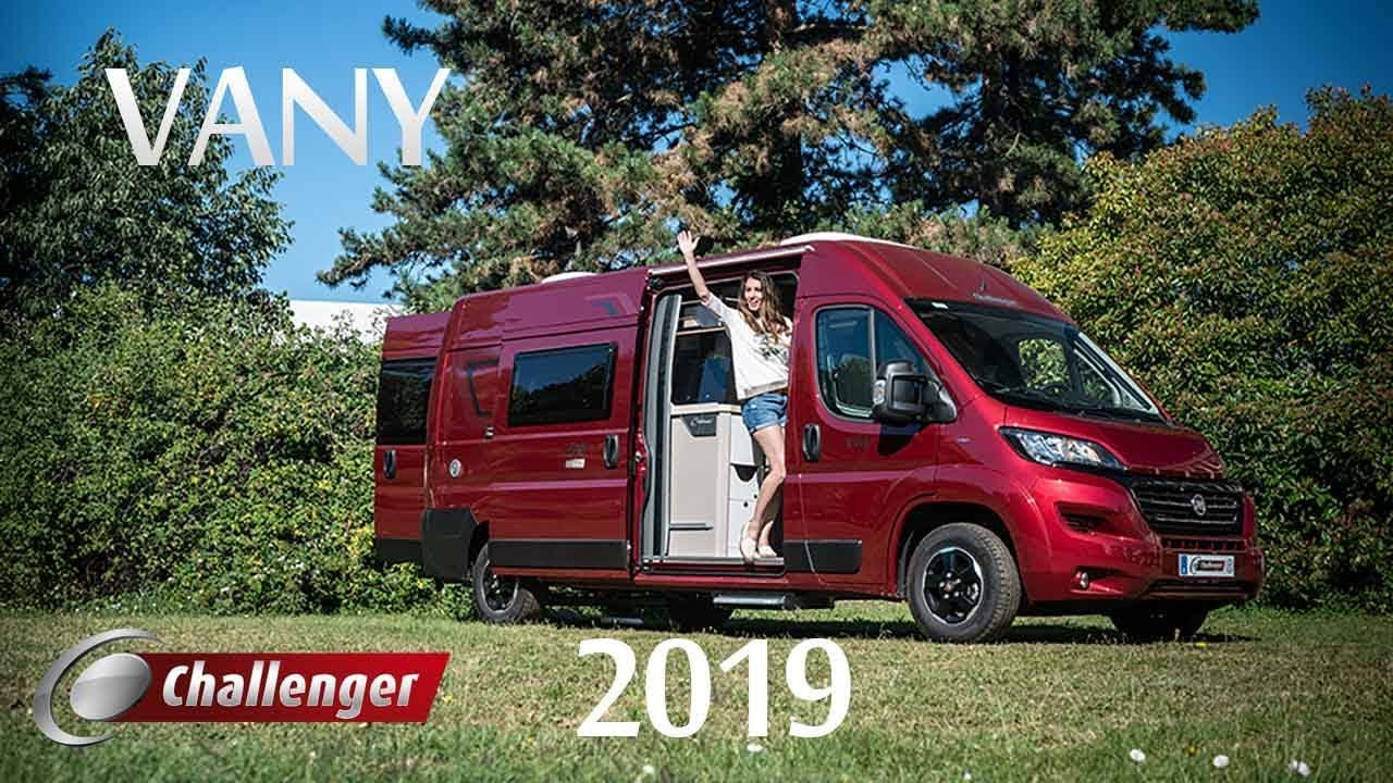 vans camping cars challenger 2019 youtube
