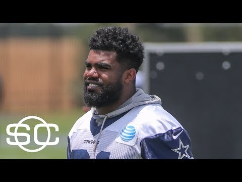Time To Take Ezekiel Elliott Off The Field | SportsCenter | ESPN