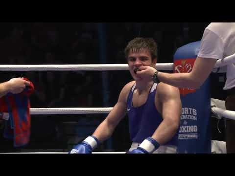 Kholdarov Ikboljo UZB Vs Kirichenko Andrey RUS 69kg