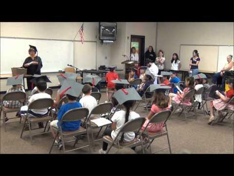 Rohrerstown Elementary School 1st Grade Graduation Part 2