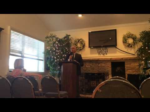 Spiritual Law 1 - Pastor Kevin Howell