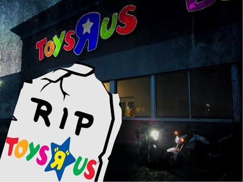 LABOR DAY RIDE | RIP TOYS R US | ALMOST GOT HIT AGAIN