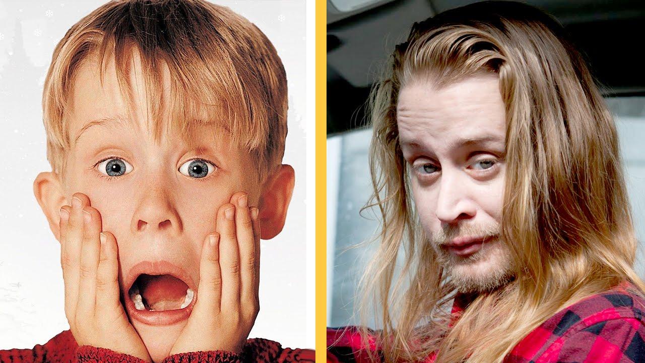 Top 7 niños famosos antes y después - El Tope 5 - YouTube