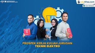 Prospek Kerja Kuliah Jurusan Teknik Elektro