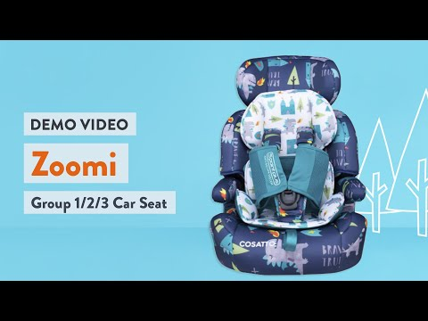 Cosatto ZOOMI Group 123 Car Seat - Product Video