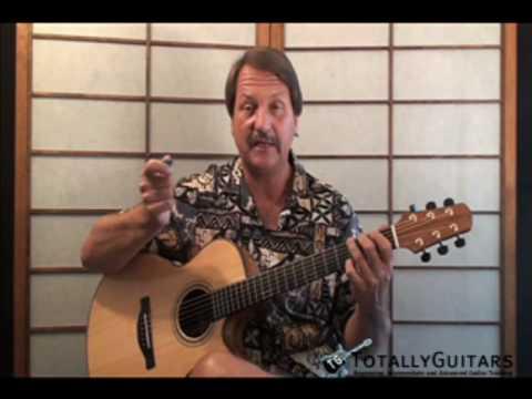 Annie's Song acoustic Guitar lesson Preview - John Denver
