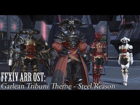 FFXIV OST Garlean Leader Theme ( Steel Reason )