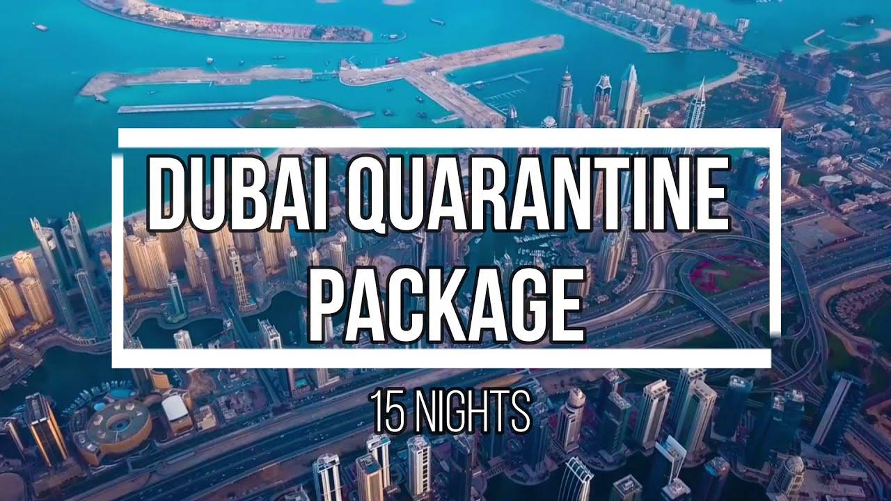 Dubai Quarantine Package With Visa Covid Insurance Youtube