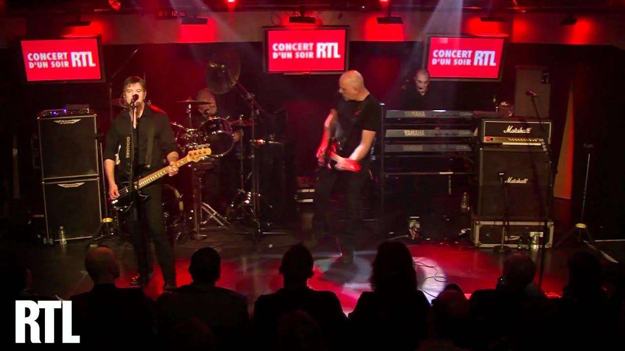 The Stranglers - The raven en live dans les Nocturnes de Georges Lang - RTL  - RTL