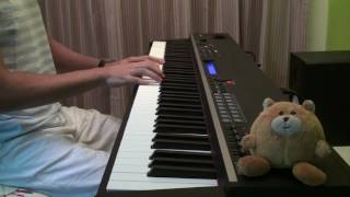 Jetset'er - คิดถึงเธอ covered by Tle Piano