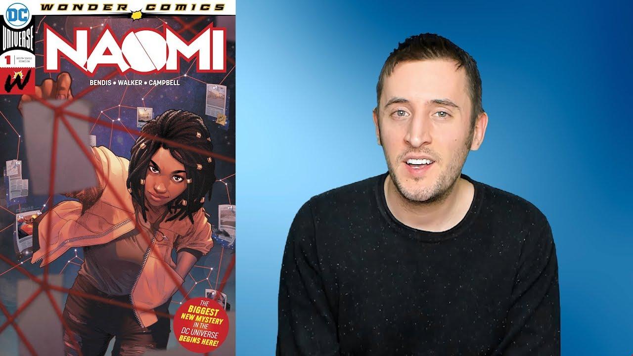 Naomi #1 | New Brian Michael Bendis (2019) - Comic Review