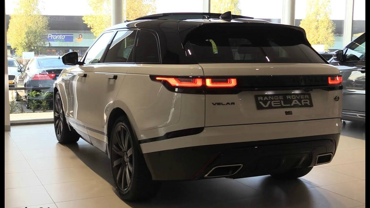 Discovery Land Rover >> RANGE ROVER VELAR 2018 | 120.000 Euro - Test Drive, In ...