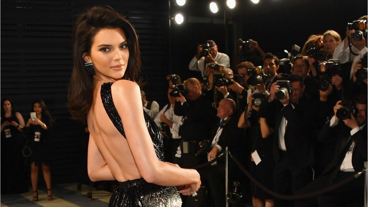 Kendall Jenner Enseña De Más Con Un Atrevido Vestido Para La Fiesta De Los Oscar 2019
