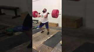 ALEKSANYAN RUBEN C&J 225 kg