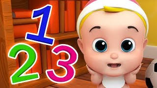 Numbers Song 1 to 10 | Counting Songs For Kids | 123 Song | Learn Numbers by Junior Squad