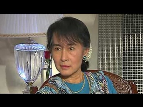 My farewell message for my husband was too late: Suu Kyi to NDTV