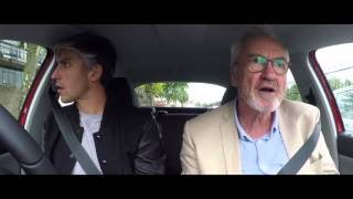 the new seat ibiza road trip with george and larry lamb part 1