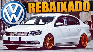 Carro Volkswagen Passat Rebaixado - Euro Truck 2