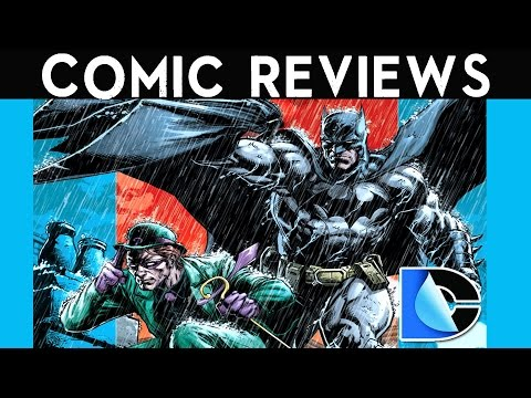 Futures End -  All DC Comic Issues Reviewed!
