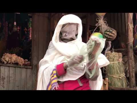 Exploring the sleepy mountain town of Entoto, Ethiopia