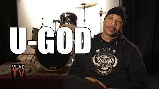 U-God on ODB Crashing the Grammys Stage,
