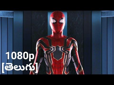 Download Tony Stark & Peter Parker  - Spider-Man: Homecoming (2017) (Telugu HD) [Classic Scenes]