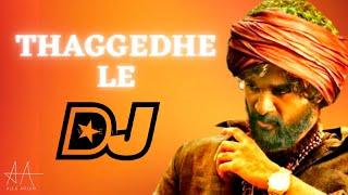 Thaggedhe le Dj RemixSong | AA | Pushpa | Siddu 1805 |
