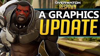 Overwatch Respawn #71 - Graphics Update? Genji buff? and more!
