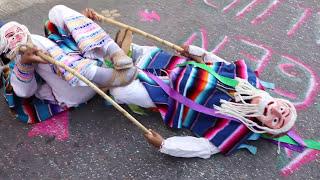 Danza de los viejitos, Colonia Ramírez, Zamora