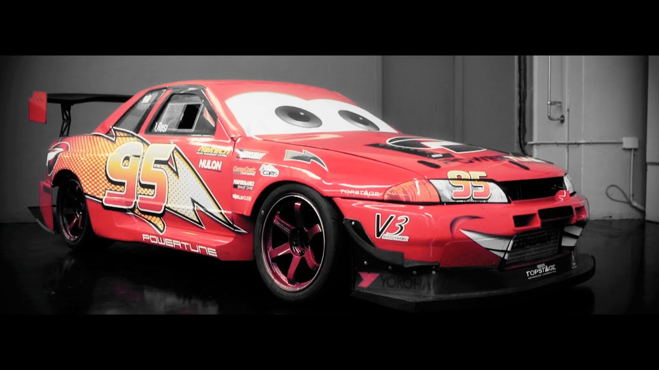 Cars 3 - The Live Action Movie - YouTube