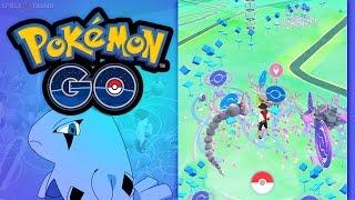 32 PokéStops und 23 Larvitar im Gestein-Event | Pokémon GO Deutsch #302