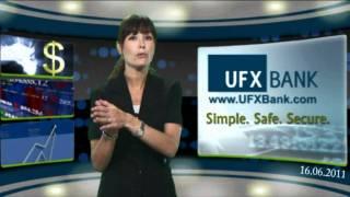 Forex - UFXBank - Nouvelles du Marché -16-Jun-2011