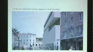 Le projet BIODIVERSARIUM du laboratoire Arago de Banyuls-sur-mer