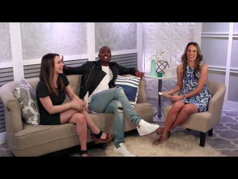 B.J. Britt, Star of 'UnREAL,' Plays 'Real or Unreal?' With Some Crazy 'Bachelor' Scenarios