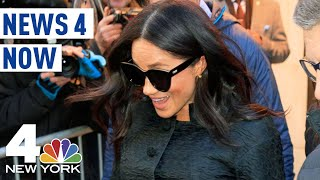 Meghan Markle Has Star-Studded Baby Shower in NYC | News 4 Now