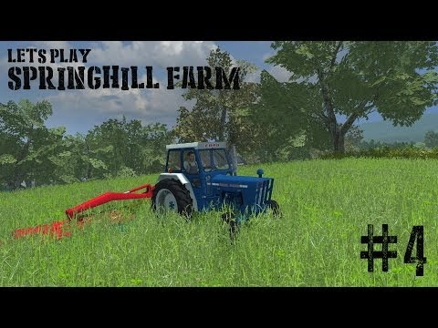 Farming Simulator 2013 - Springhill Farm - Ep 4