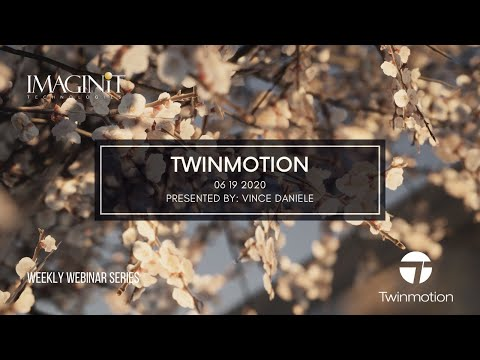Twinmotion Meetup June 19