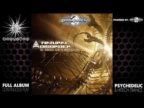 Natural Disorder - Genetic Modifications (geoLP901 / Geomagnetic Records) ::[Full Album / HD]::